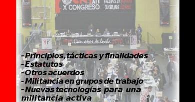 CURSO DE FORMACIÓN MILITANTE