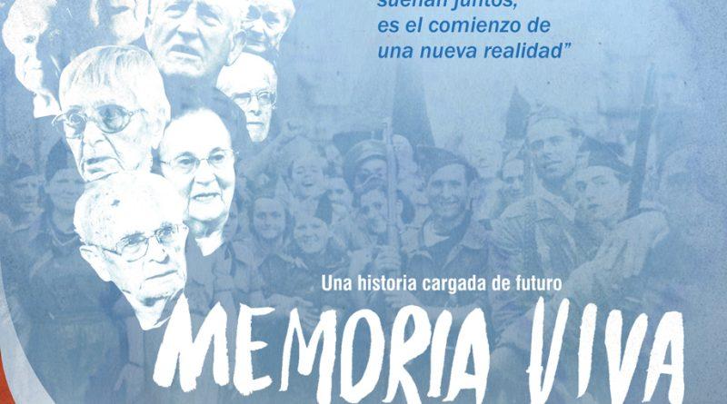 """PROYECCIÓN DEL DOCUMENTAL """"MEMORIA VIVA"""""""