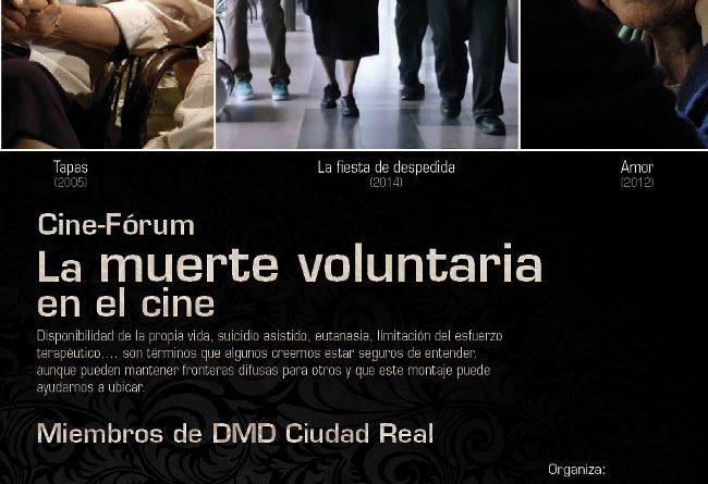 """VÍDEO-FORUM: """"LA MUERTE VOLUNTARIA EN EL CINE"""""""