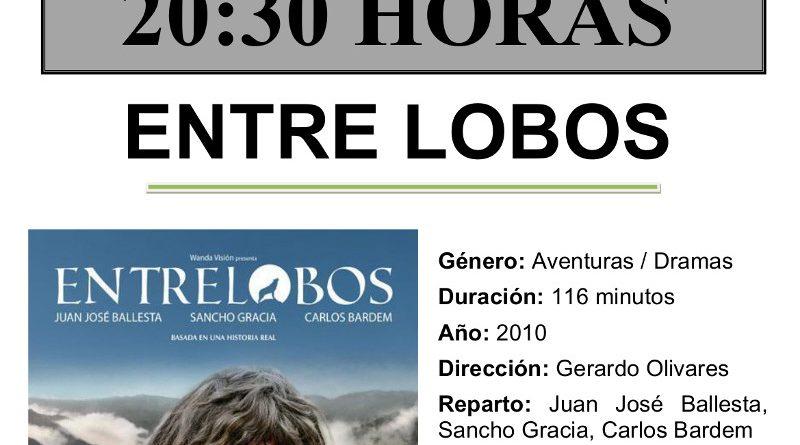 PROYECCIÓN Y COLOQUIO EN PUERTOLLANO: ENTRE LOBOS