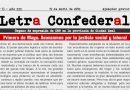LETRA CONFEDERAL Nº 13