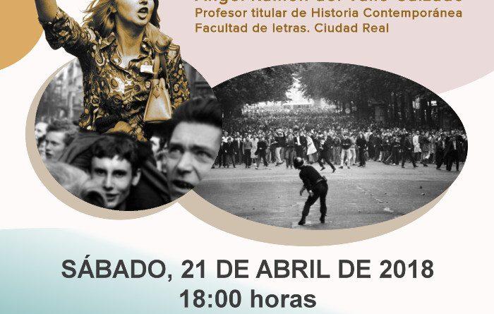MAYO DEL 68 A DEBATE – Sábado 21 de abril