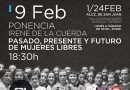 Ponencia: «Pasado, presente y futuro de Mujeres Libres», por Irene de la Cuerda