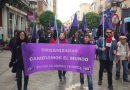 CNT Ciudad Real en las movilizaciones del 8m
