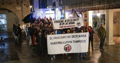 CNT Ciudad Real contra el fascismo